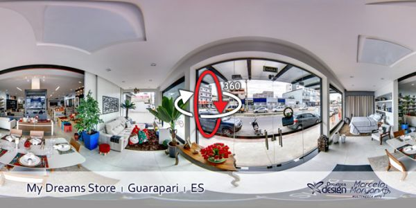 Foto360 Marcelo Moryan My Dreams Store